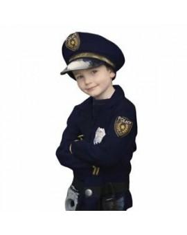 Costume de policier (5-6 ans)