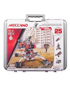 Meccano Super Ensemble 25 Modèles