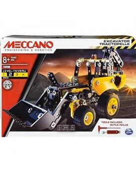 Meccano - Tractopelle