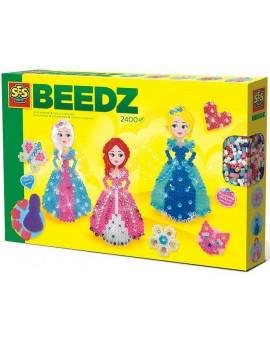 SES - Perles à repasser (princesses)