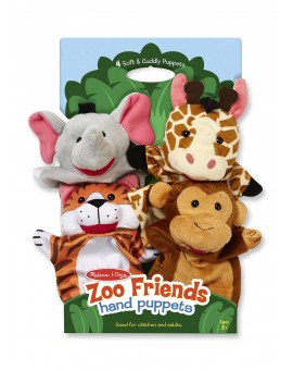 Melissa & Doug Marionnettes la Jungle