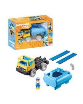 Playmobil 9144 Camion Citerne Sable