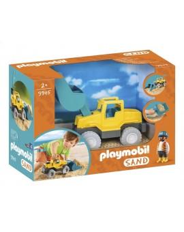 Playmobil 9145 - Chargeur Avec Pelle