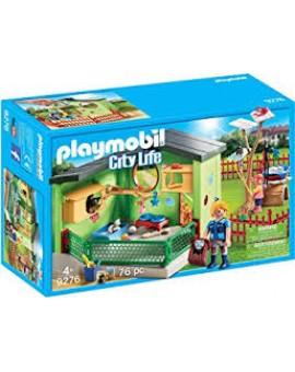 Playmobil 9276 Maisonnette Des Chats