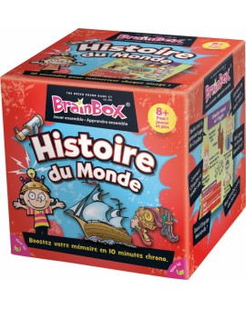 Brainbox Histoire du monde