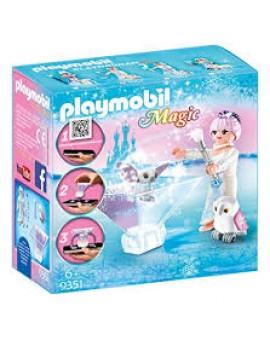 Playmobil 9351 Princesse Fleur De Glace