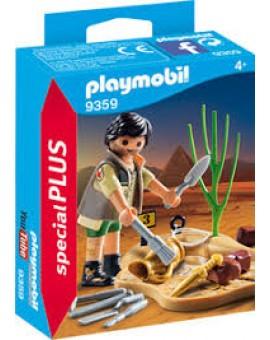 Playmobil 9359 Archeologue