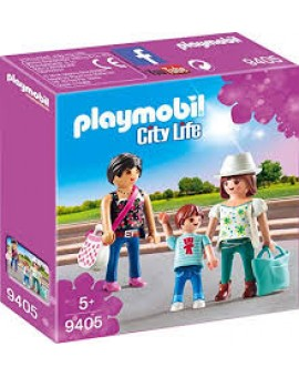 Playmobil 9405 Femmes Avec Enfants