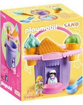 Playmobil 9406 Stand De Glace Avec Seau