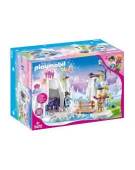 Playmobil 9470 Grotte Du Diamant Cristal