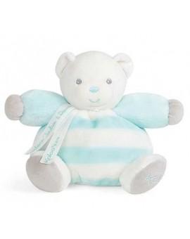 Kaloo - Bébé Pastel - Ours aqua petit