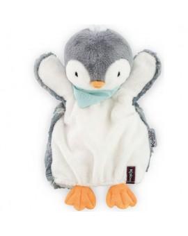 Kaloo Marionnette Pingouin