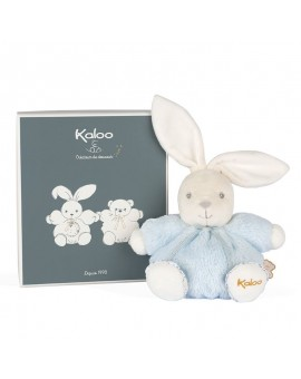 Kaloo Perle Petit Lapin Bleu N20