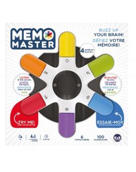 Memo Master Le Jeu