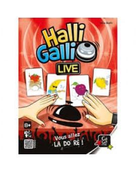 Gigamic Halli Galli Live
