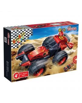 Banbao - Auto rodeo rouge