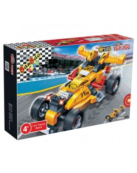 Banbao - Auto Inv. F1 jaune