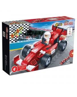 Banbao - Auto F1 dragon rouge
