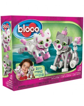 Bloco Chats et Chatons