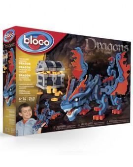 Bloco Dragon Gardien Du Tresor   6-14 ans