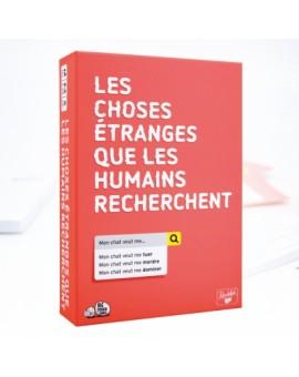 Les Choses étranges Que Leshumains... N20
