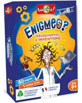 Bioviva Enigmes Decouvertes Et Inventions N21