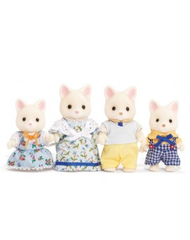 Calico Critters Famille de chats