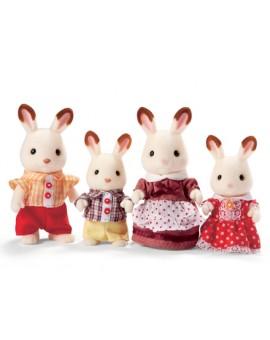 Calico Critters Famille de lapin Hopscotch