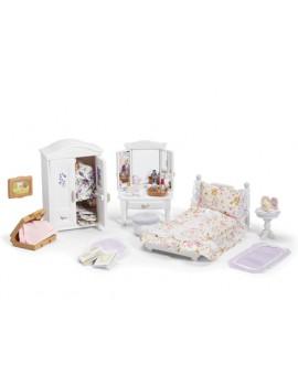 Calico Critters Chambre à coucher de fille