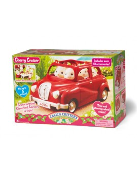 Calico Critters Voiture cerise
