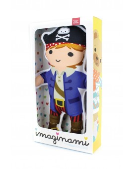 Imaginami Hans Le Pirate