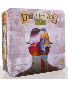 Detective Club N19