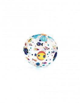 Ballon de plage (poissons) - DJECO