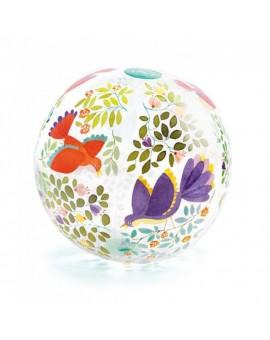 Ballon de plage (oiseaux) -  DJECO