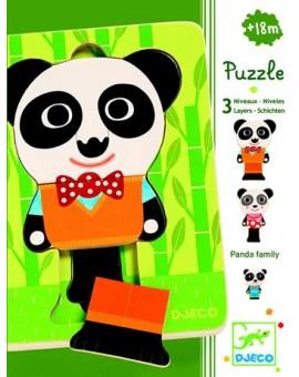 Djeco C.T. 3 niveaux Panda