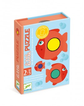 Jeu de cartes Little puzzle - Djeco