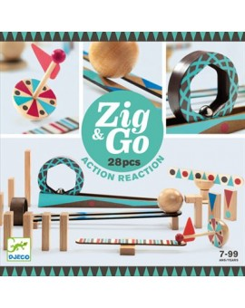 Dj Zig & Go 28 Pcs N19
