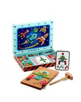 Djeco Tap Tap de l'espace