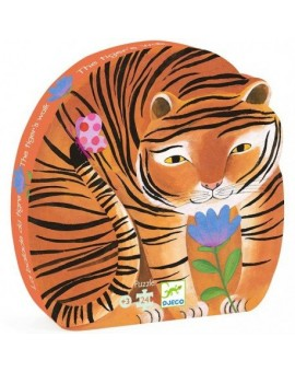 Dj C.t. Silhouette Balade Du Tigre