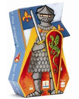 Djeco C.T. 36mcx Le chevalier au dragon