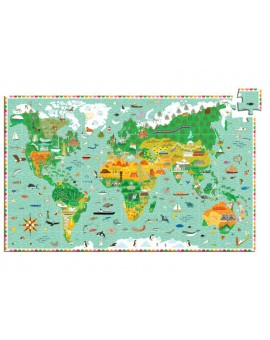 Djeco C.T. Observation 200mcx Tour du monde