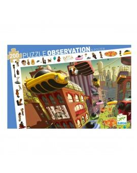 C.t 200 Ville Du Futur Observation