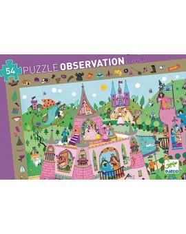 Djeco C.T. Observation Princesses 54mcx
