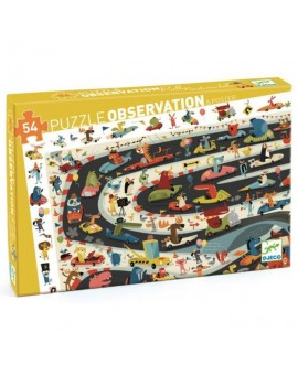 C.T 54 Observation - Rallye