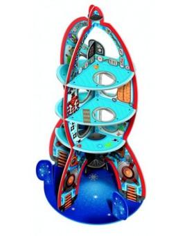 Djeco Pop To Play En route vers l'espace 3D
