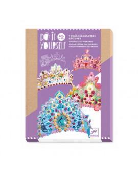 Dj Diy Diademes Mosaiques/comme Une Princesse N19