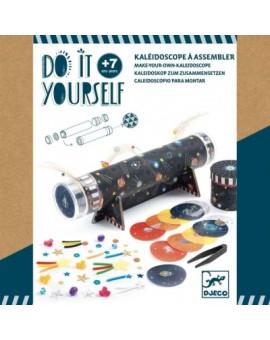Kaléidoscope à assembler immersion spatiale - Do it Yourself Djeco