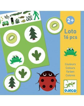 Loto Couleurs Djeco N21