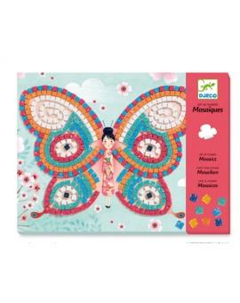 Mosaique - Papillons