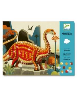 Mosaique dinosaures DJECO